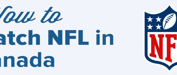 watch nfl in canada