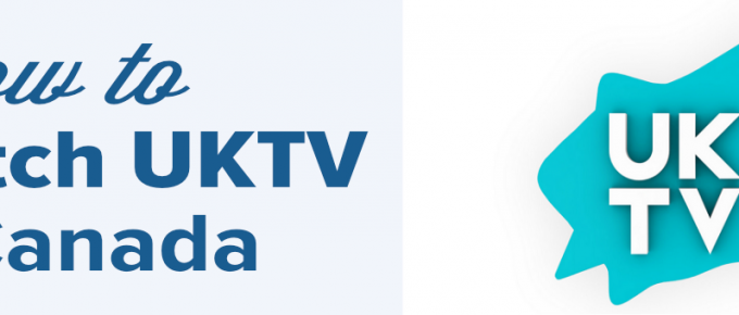 watch uktv in canada