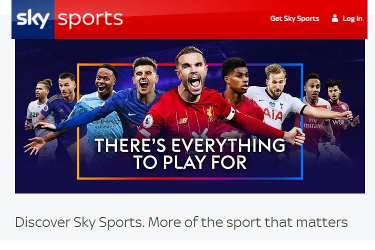 Sky Sports Canada