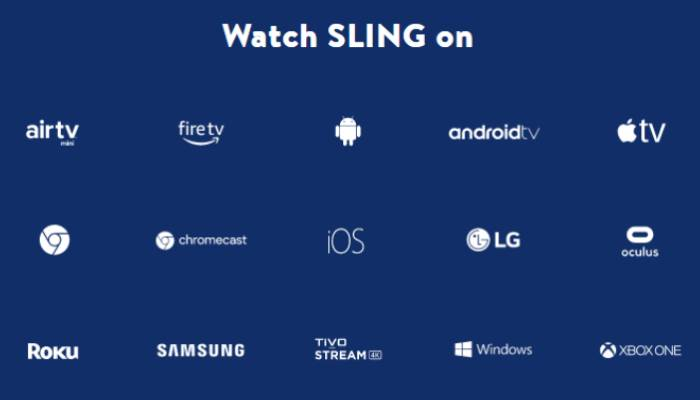Watch Sling on