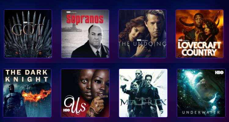 HBO Max Shows to watch in Canada