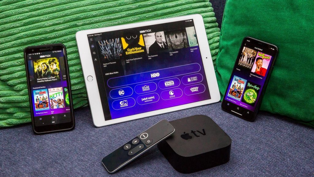 HBO Max compatible devices