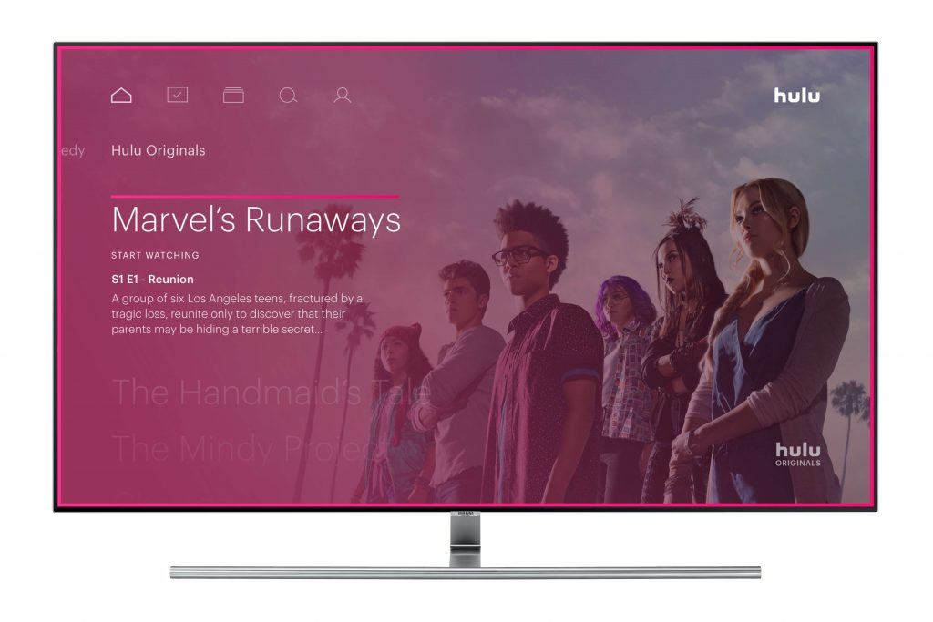 Using Hulu on TV in Canada