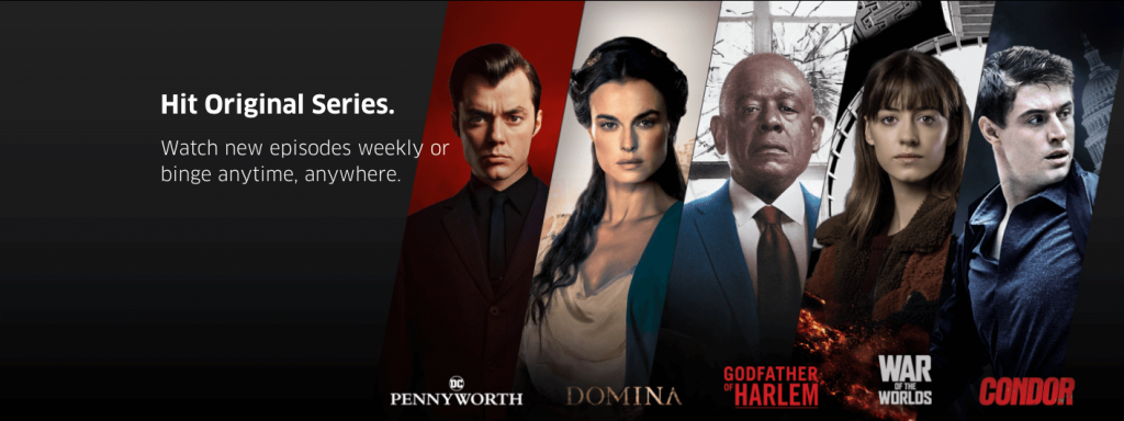 How to get and watch EPIX NOW in Canada without Cable
