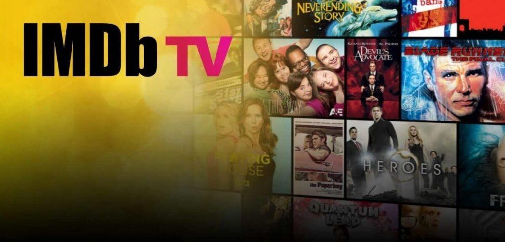 IMDb TV Canada