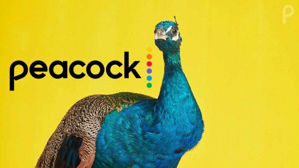 peacock tv canada